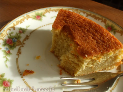 ケーキ さつまいも トイロ 公式ブログ