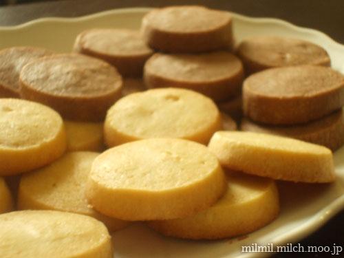 バター クッキー の 作り方